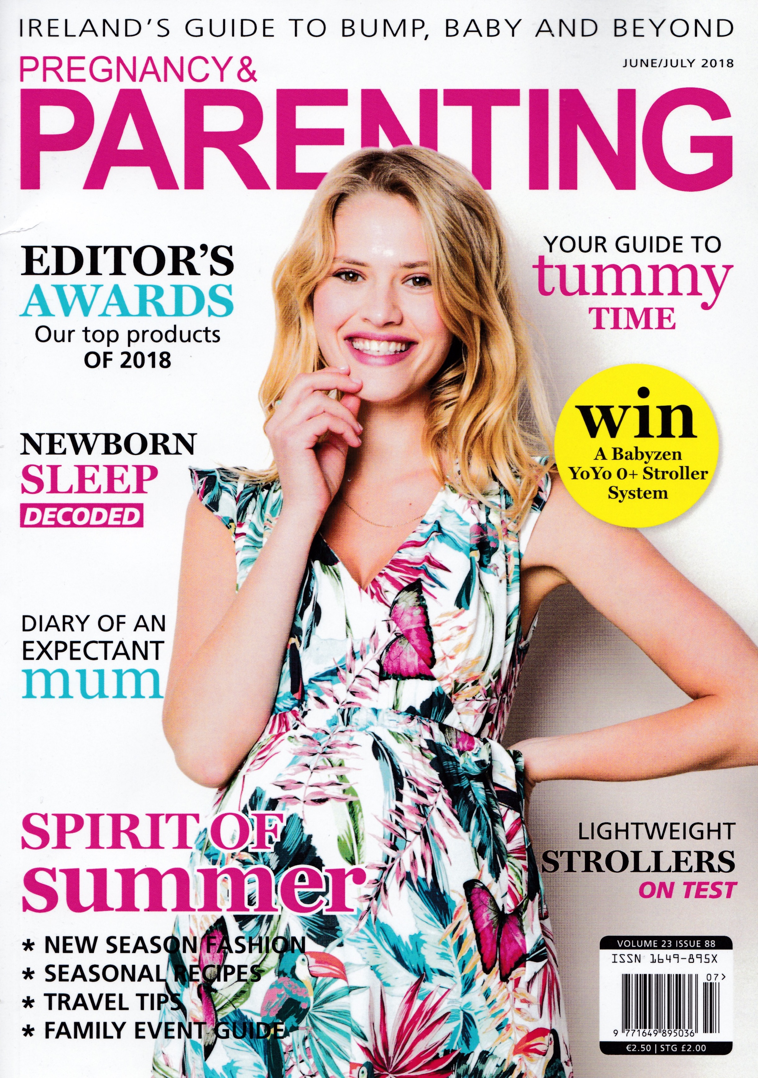 Pregnancy and Parenting Magazine
