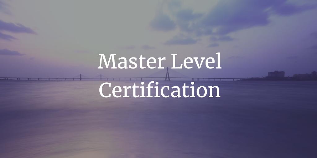 1350 Hours of Training and Professional Accomplishments - MLEM Designation