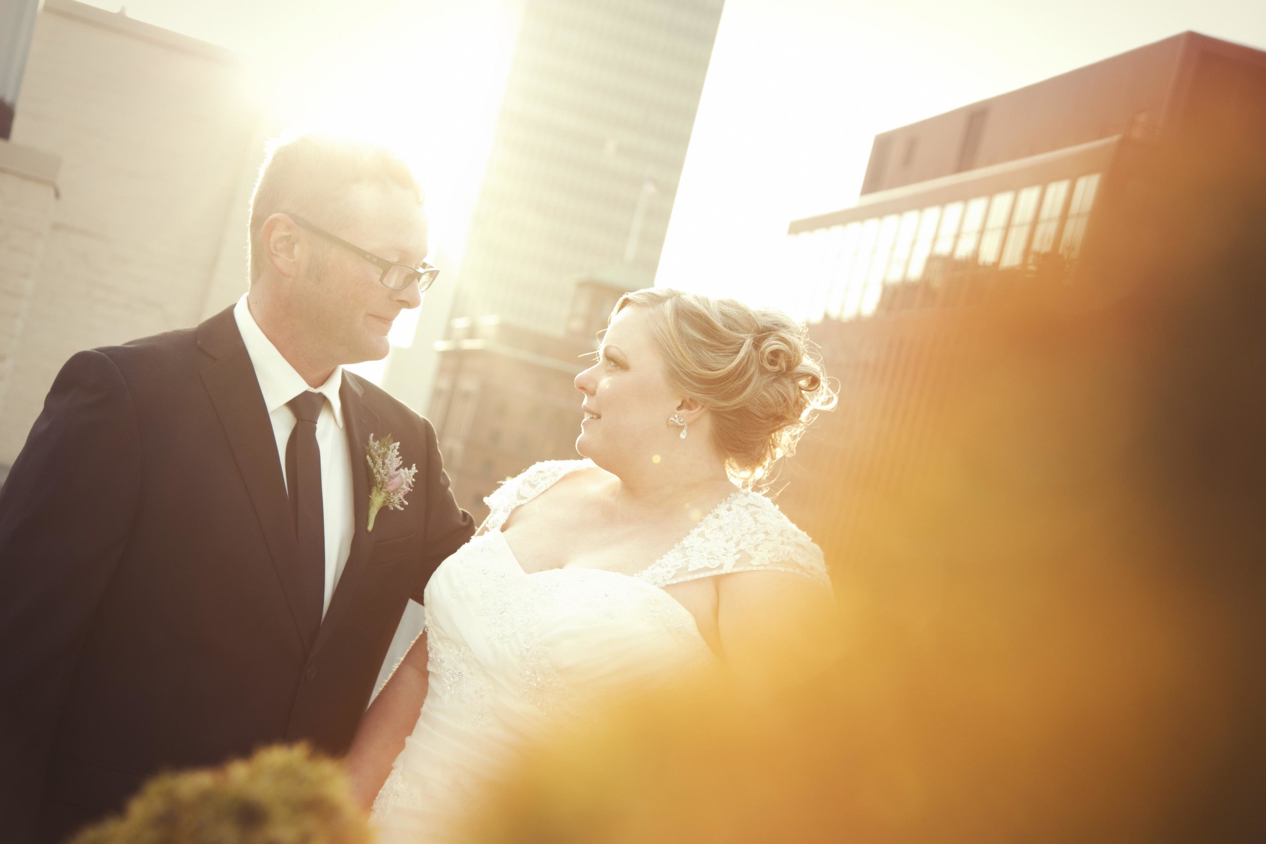 Casey and Micaela - A real omaha wedding