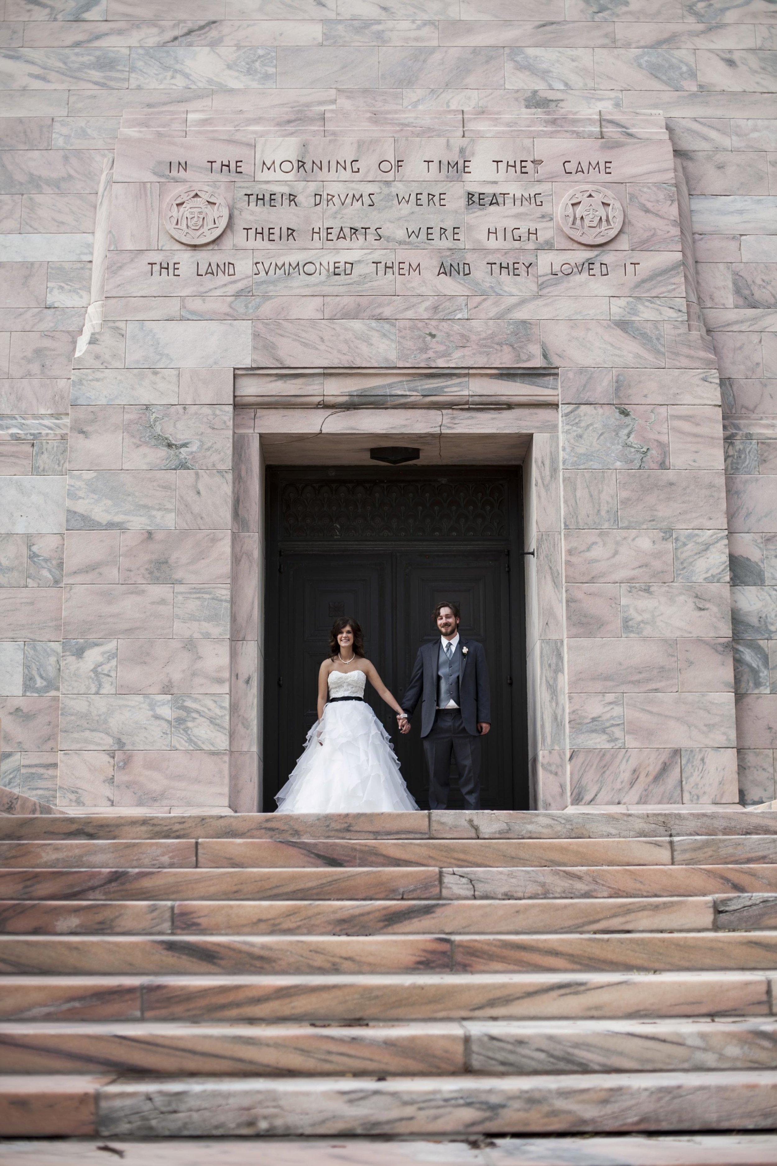 Sarah + Jacob - OMaha wedding photos