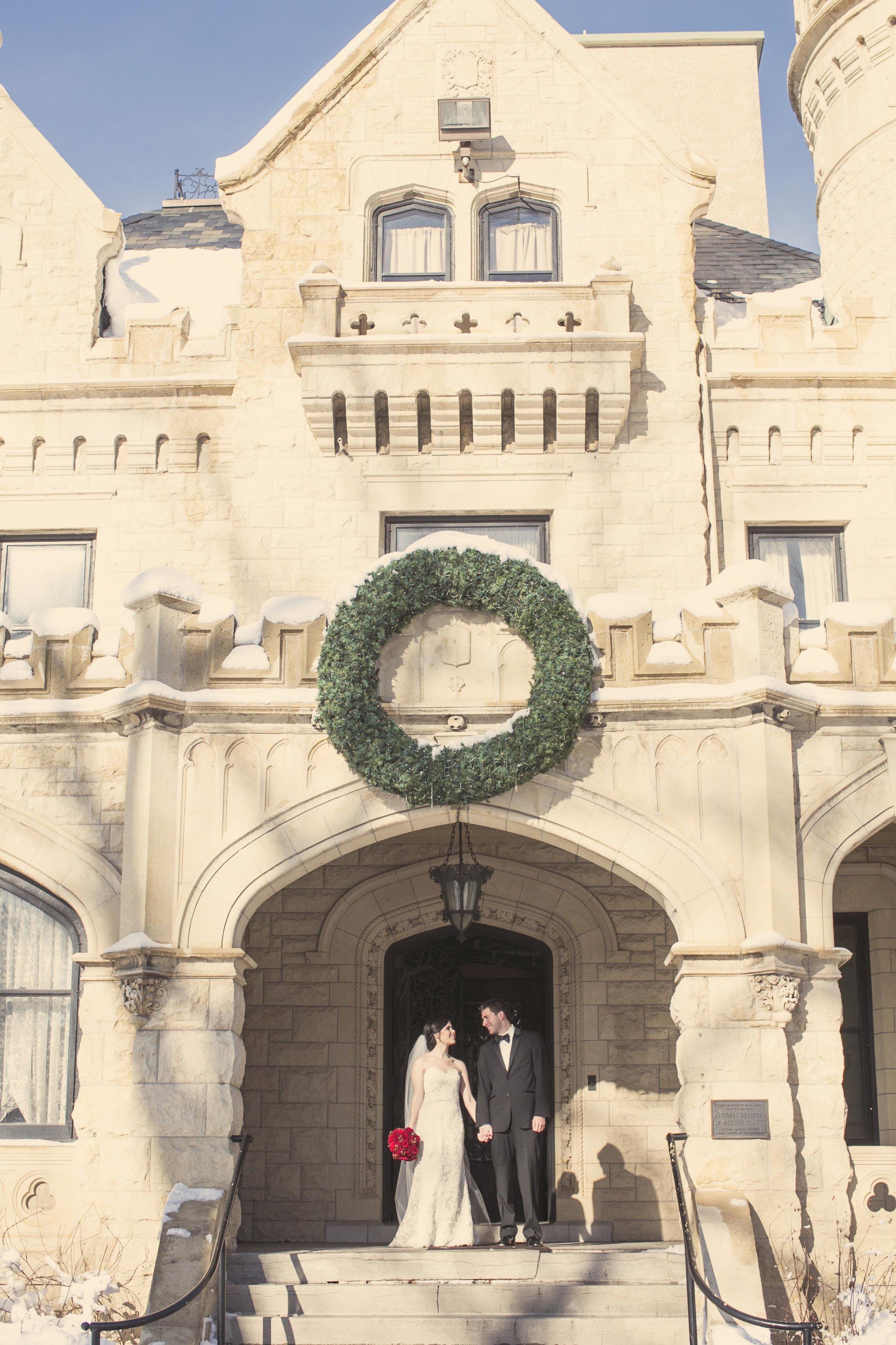 Joslyn Castle - Wedding photography
