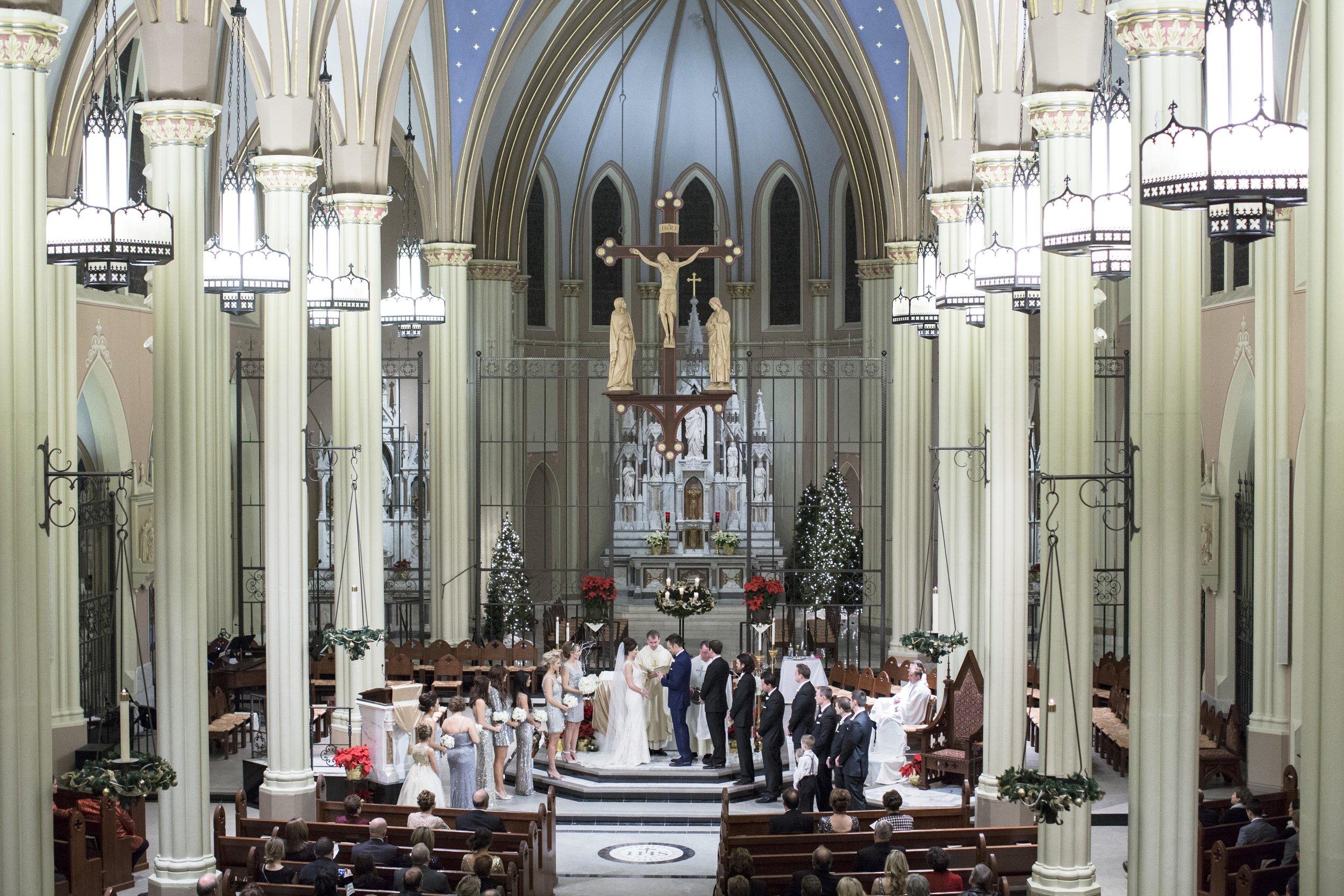 Catie + Cody - OMaha Wedding photography