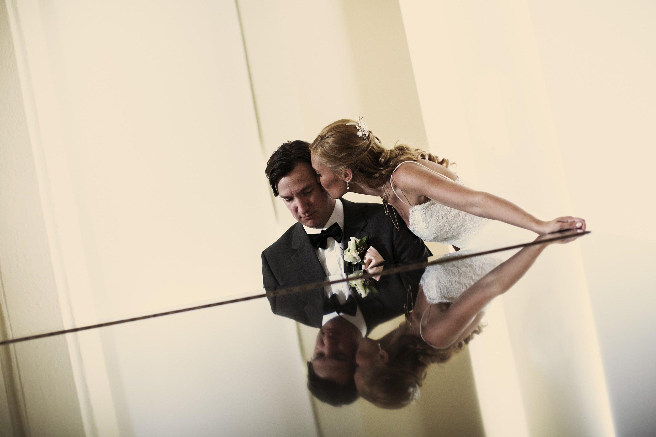 Thomas + Calli - a real missouri wedding