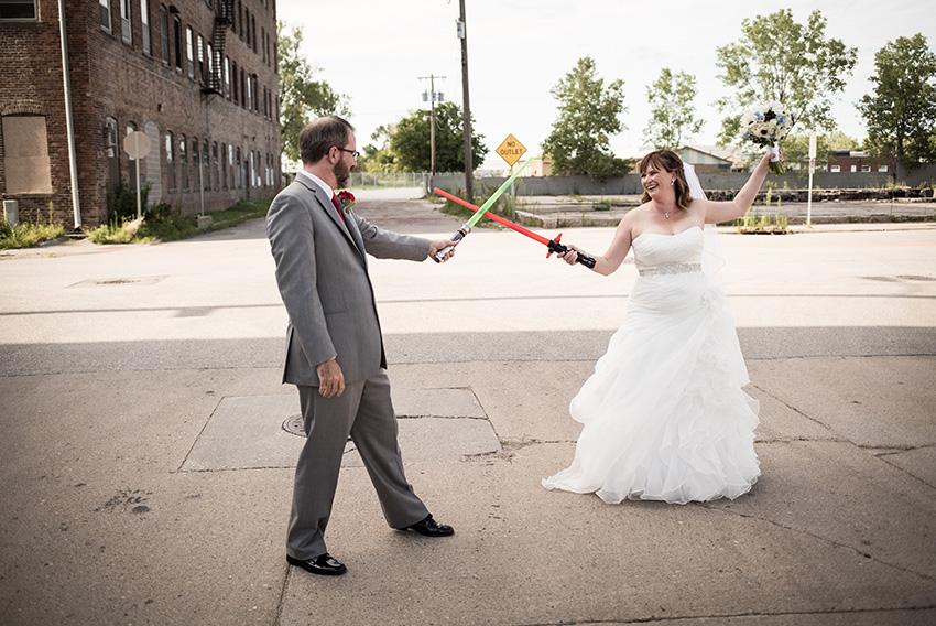 Stacy + Michael - Omaha Wedding Photography