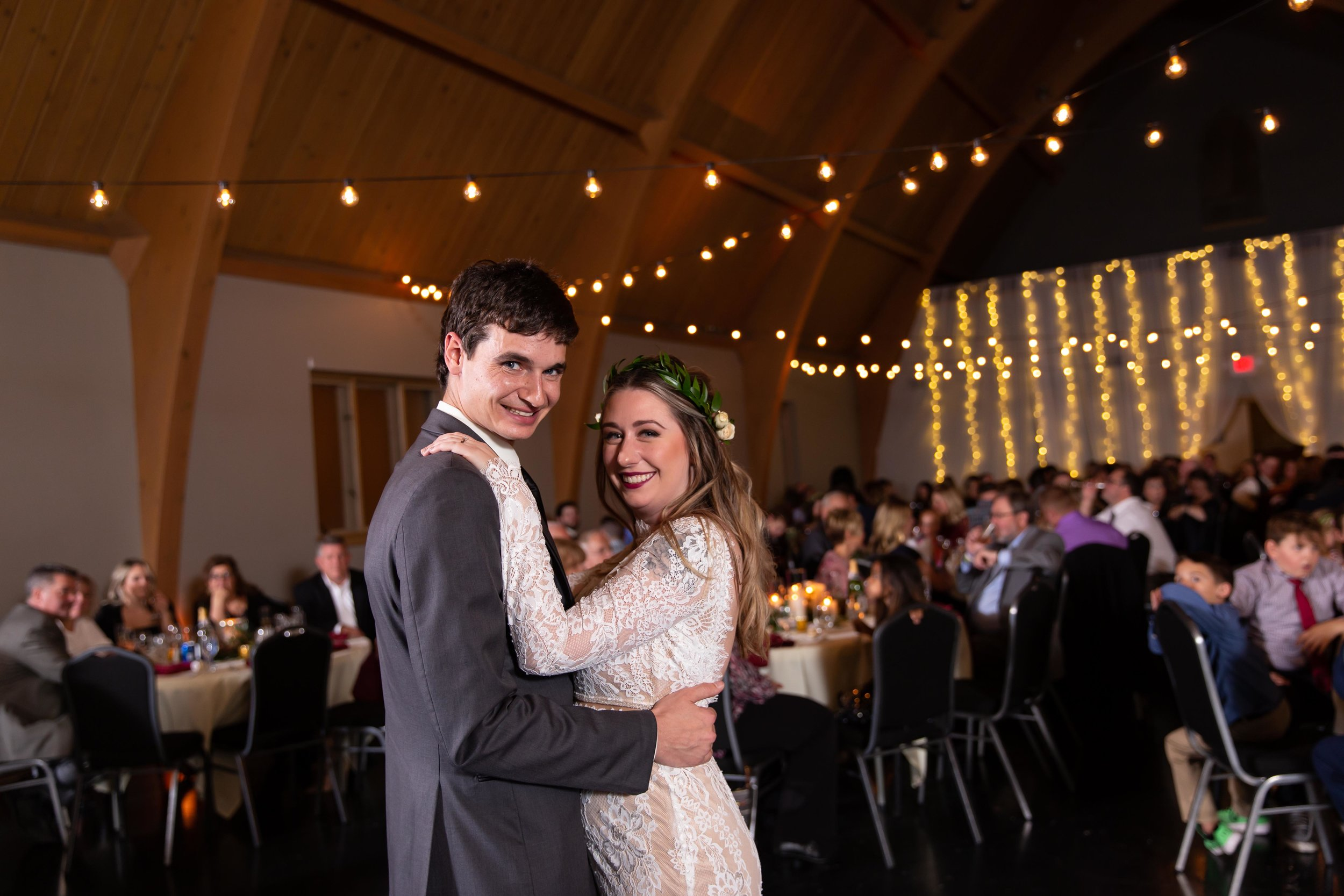Dylan + Morgan - Real Blackstone Wedding