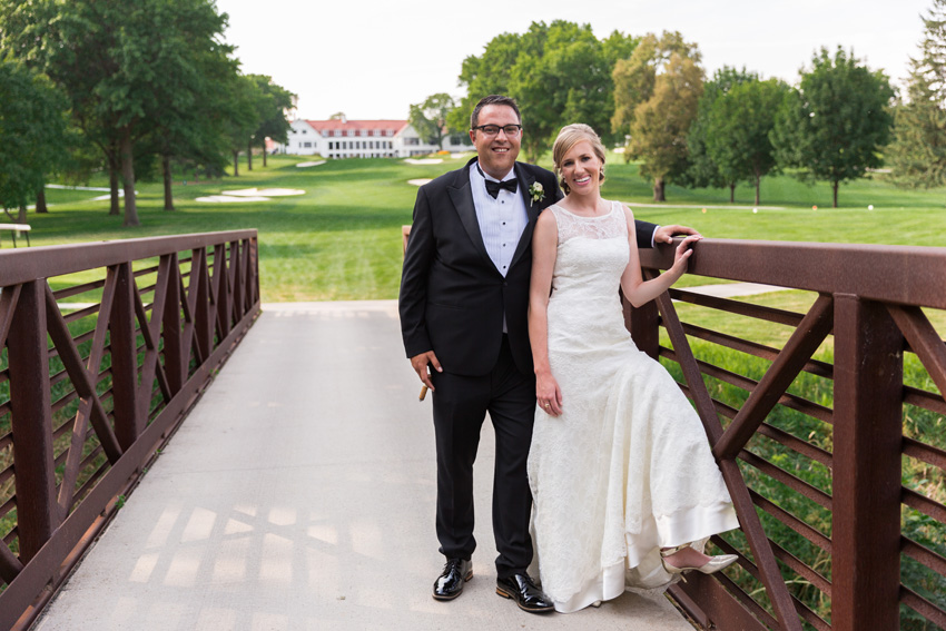 Bridget + Brian - Omaha Wedding Photography