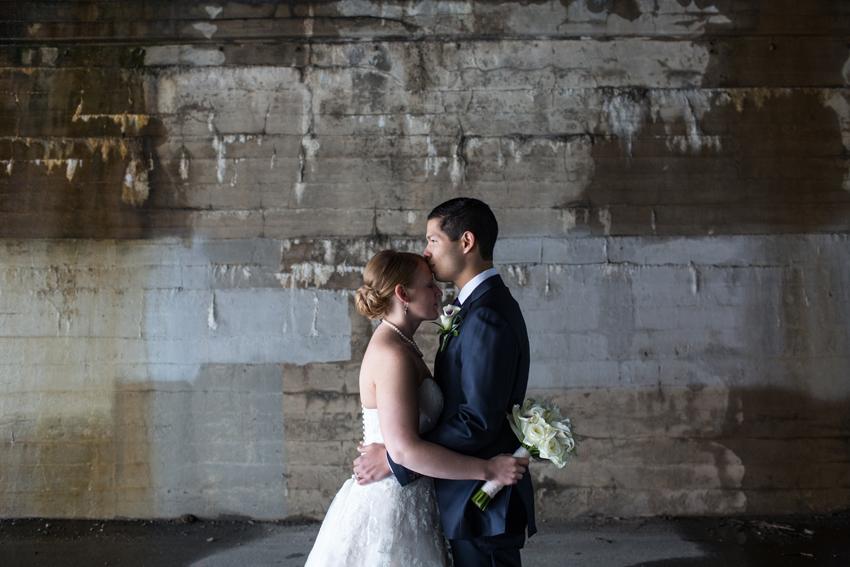 Ariel + Jose - A downtown Omaha wedding