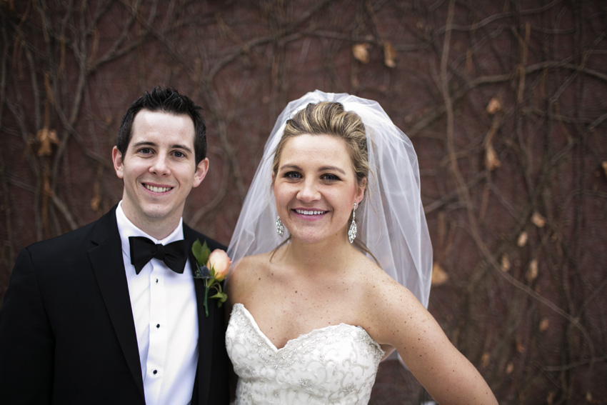 Chelsea + Patrick - a real Omaha wedding