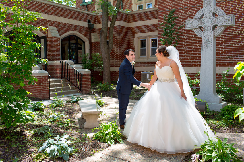Megan + Michael - Omaha Wedding Photography
