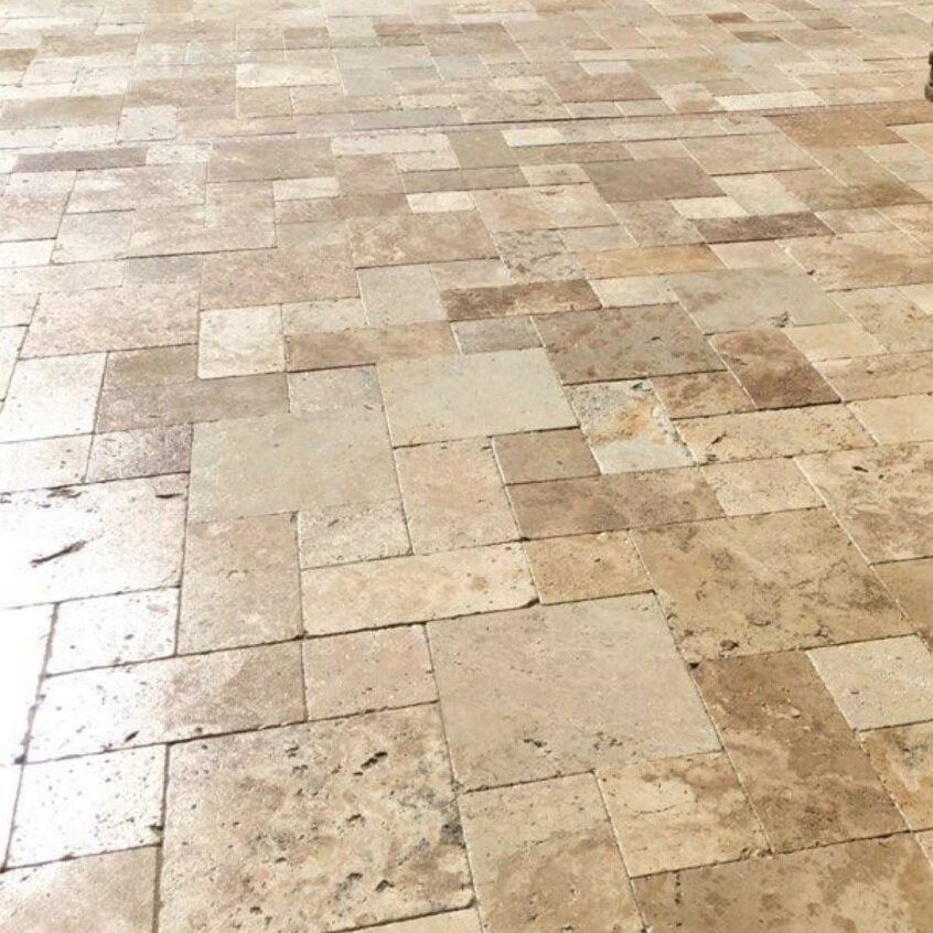 The Charm Of Cottage Stone Tiles, Cottage Stone Flooring