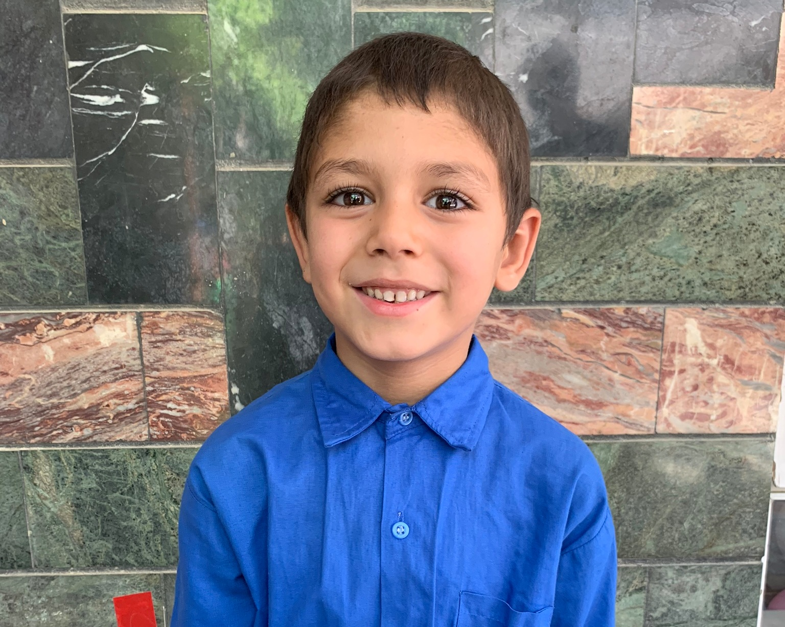Mohammad Yosof, Age 8 - Mohammad Yosof has three siblings. His Mother his currently unemployed. His Father is a Tailor.BE MOHAMMAD YOSOF'S PARTNER>