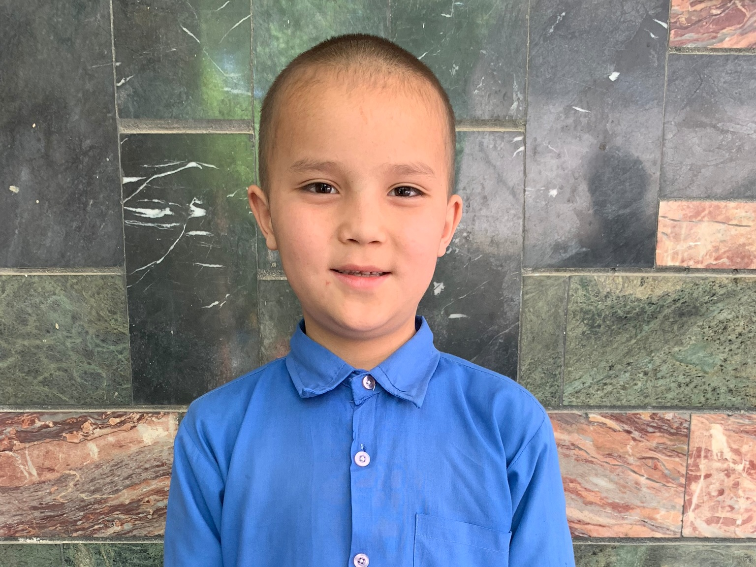 Yosof, Age 7 - Yosof has 1 sibling. His mother is not working at this time. His father is a day laborer.BE YOSOF'S PARTNER>