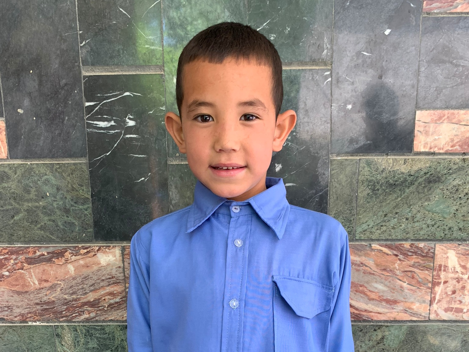 Ruhullah, Age 7 - Ruhullah has 3 siblings. His mother is currently unemployed. His father sells plastic.BE RUHULLAH'S PARTNER >