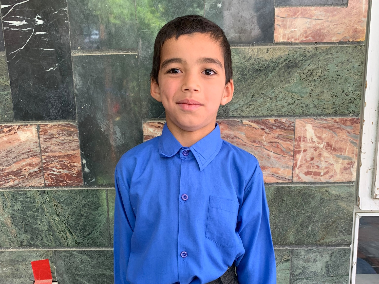 Sheirzaid, Age 7 - Sheirzaid has 4 siblings. His mother is currently unemployed. His father is a cook.BE SHEIRZAID'S PARTNER >