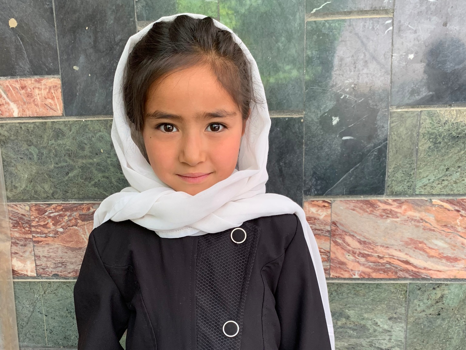 Sadaf, Age 8 - Sadaf has 8 siblings. Her mother is unemployed. Her father is a shoemaker.BE SADAF'S PARTNER>