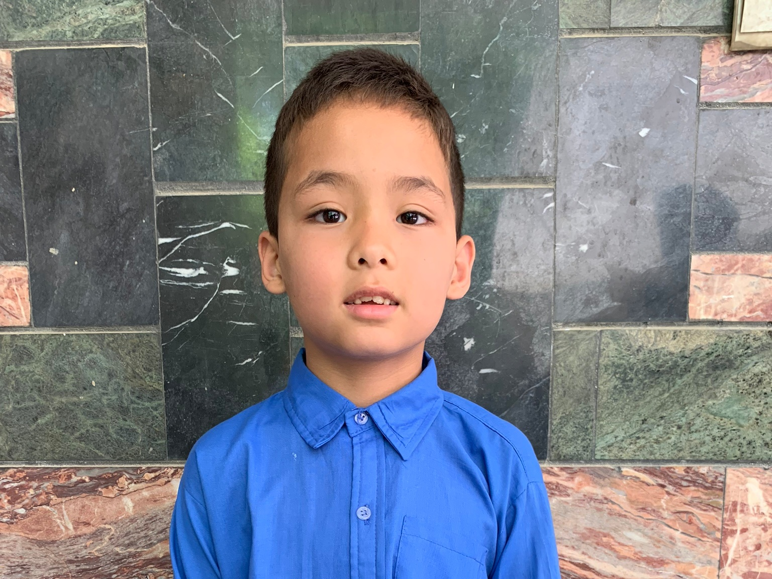 Mujeeburahman, Age 9 - Mujeeburahman has 10 siblings. His mother and father are unemployed at this time.BE MUJEEBURAHMAN'S PARTNER>