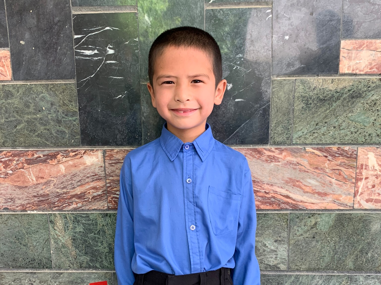Ahmad Komil, Age 8 - Ahmad Komil has 4 siblings. His mother is unemployed. His father is a driver.BE AHMAD' KOMIL'S PARTNER>