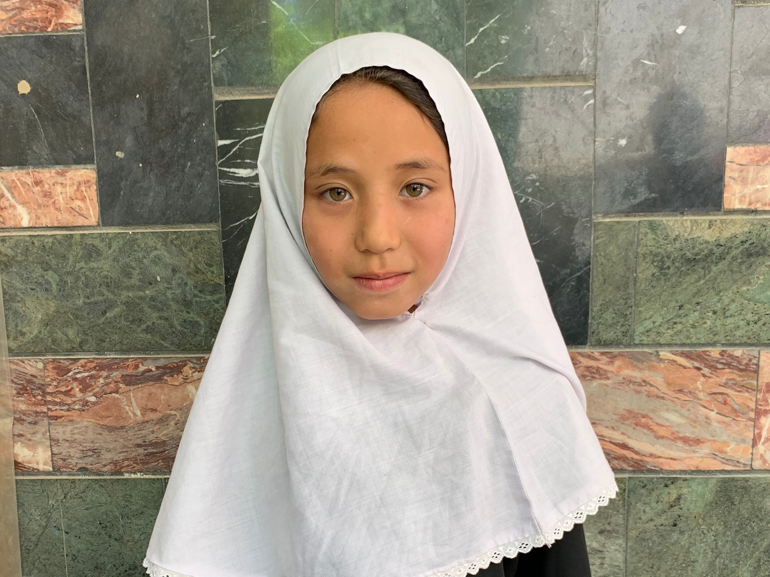Zinab, Age 9 - Zinab has 6 siblings. Her mother and father are both unemployed at this time.BE ZINAB'S PARTNER>
