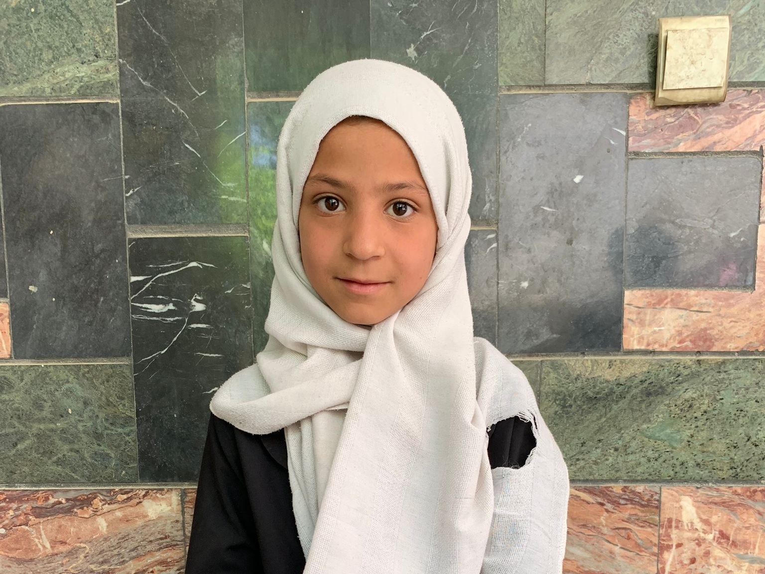 Theiba, Age 9 - Theiba has 5 siblings. Her mother is unemployed at this time. Her father is a day laborer.BE THEIBA'S PARTNER>