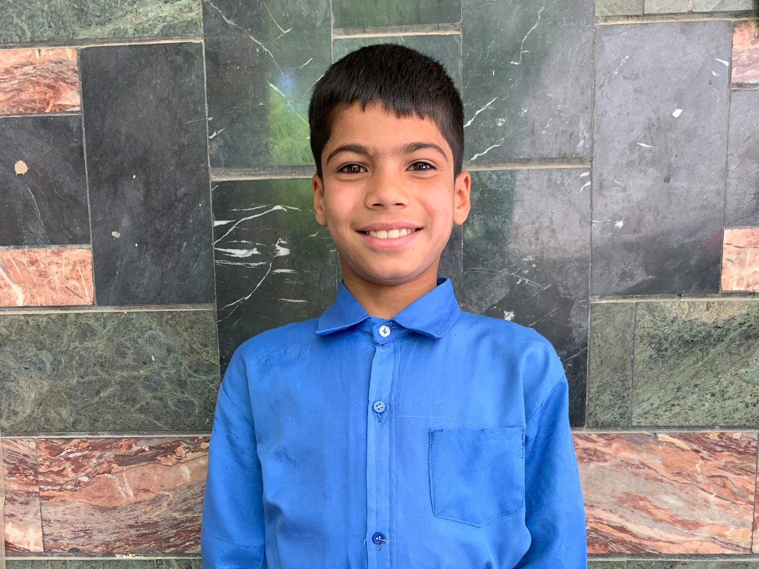 Murtaza, Age 10 - Murtaza has 3 siblings. Both his mother and father are unemployed at this time.BE MURTAZA'S PARTNER>