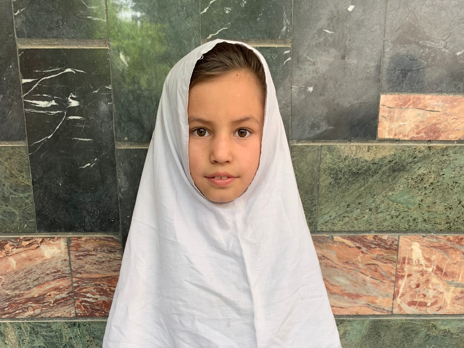 Sedeqa, Age 9 - Sedeqa has 4 siblings. Her mother is unemployed and her father is a student at the Sozo Vocational Training Center.BE SEDEQA'S PARTNER>