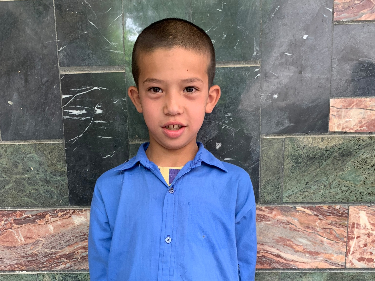 Saeed Alyas, Age 10 - Saeed Alias has 5 siblings. His mother is without work at this time and his father is a day laborer.BE SAEED ALYAS'S PARTNER>