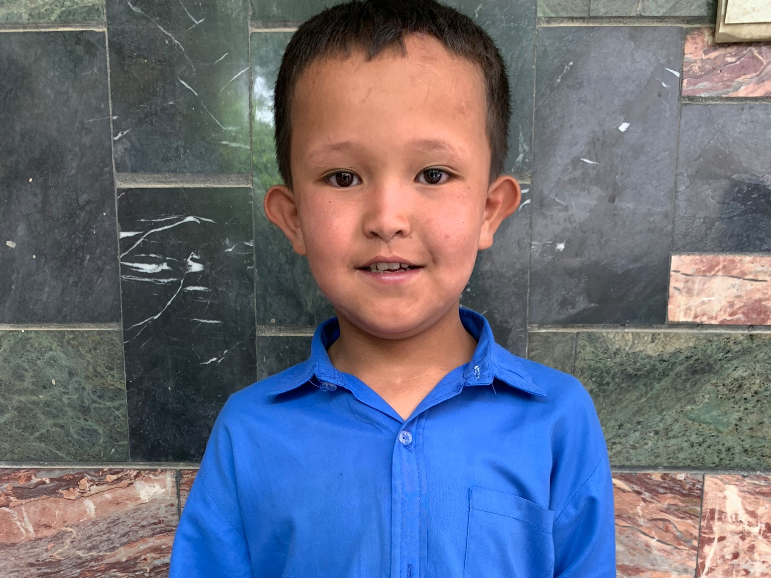 Musorah, Age 9 - Musorah has 4 siblings. His mother is without work and his father is a day laborer.BE MUSORAH'S PARTNER>