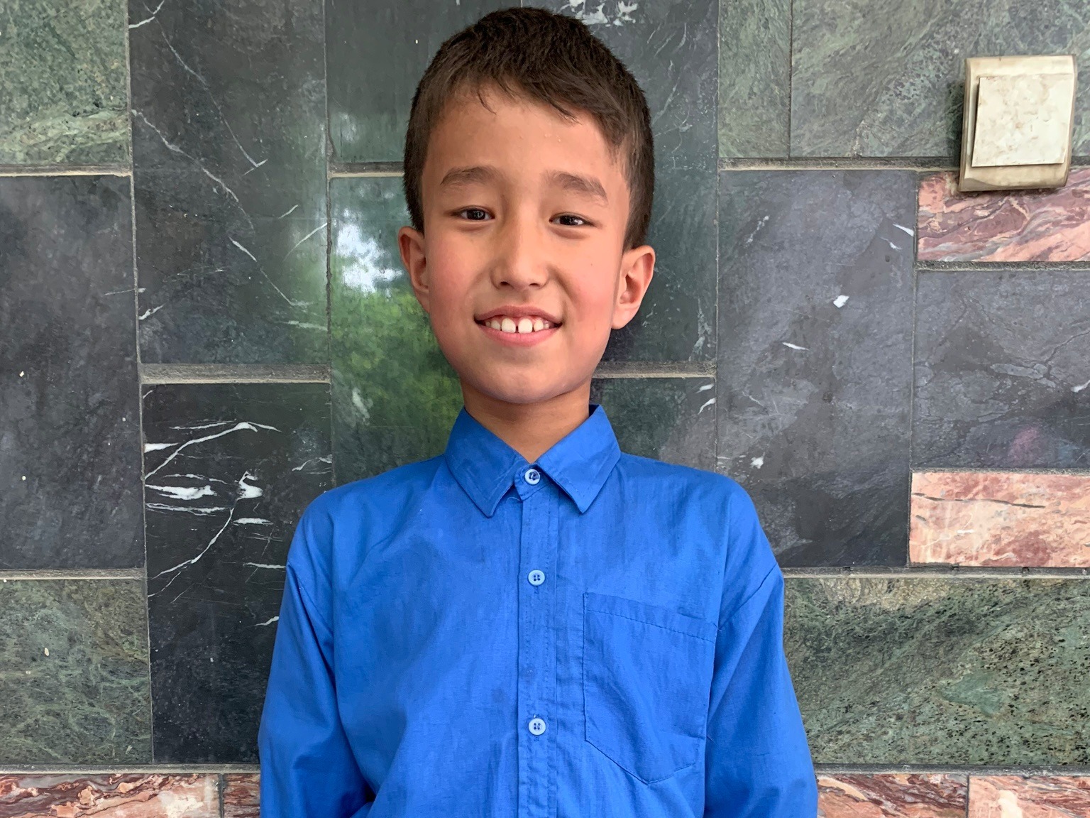 Abdul Faizal, Age 10 - Abdul Faizal has 2 siblings. His mother is unemployed and his father is a tailor.BE ABDUL FAIZAL'S PARTNER>