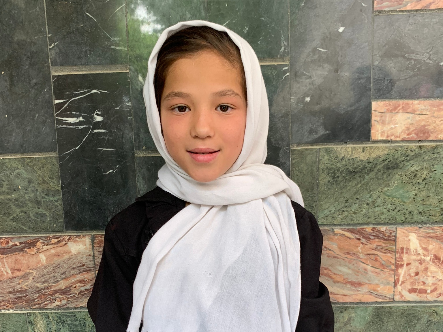 Fahima, Age 10 - Fahima has 5 siblings. Her mother does not have work at this time and her father is a day laborer.BE FAHIMA'S PARTNER>