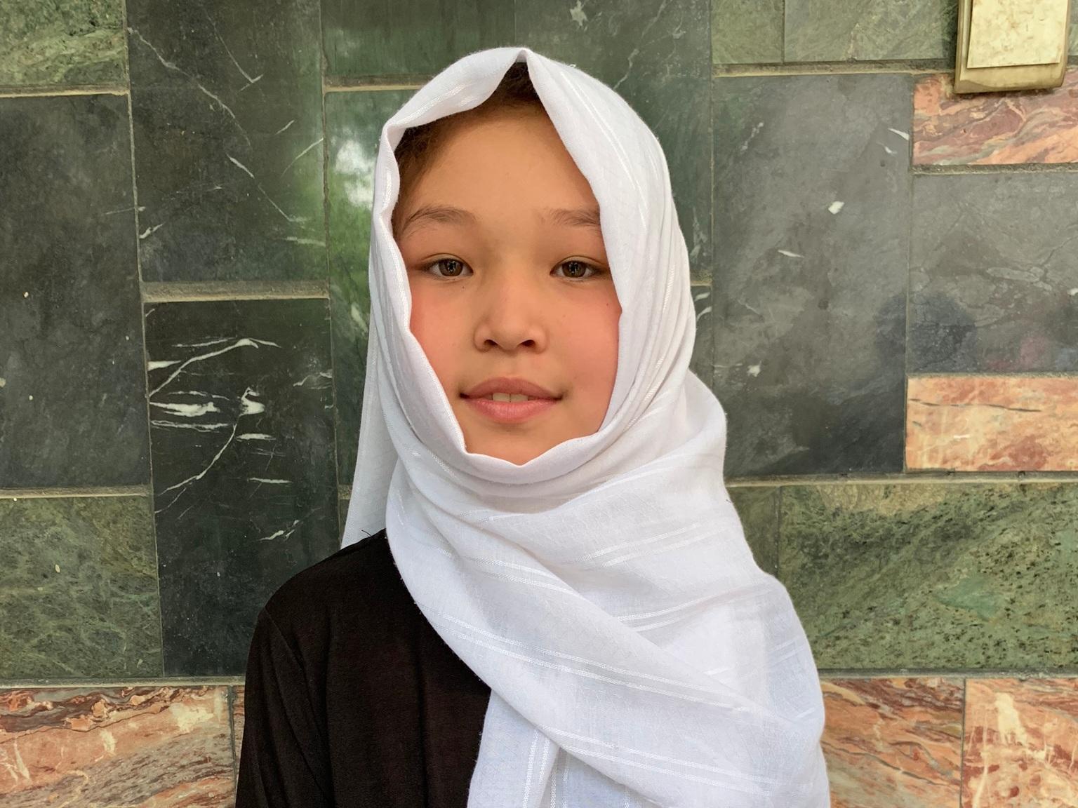 Zakiya, Age 10 - Zakiya has 4 siblings. Her mother and father are both unemployed.BE ZAKIYA'S PARTNER>