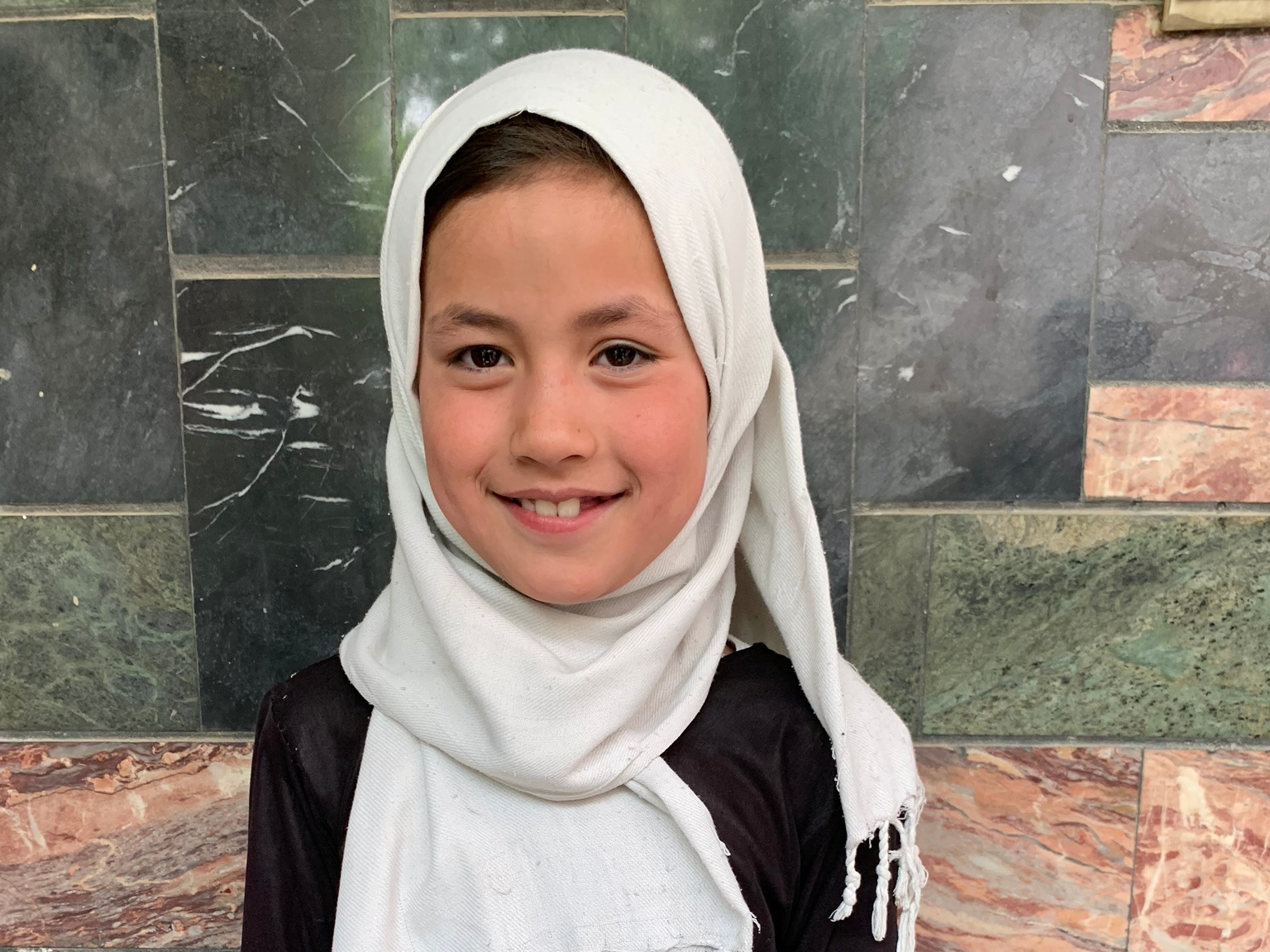Parwana, Age 9 - Parwana has 7 siblings. Her mother and father are both unemployed at this time.BE PARWANA'S PARTNER>