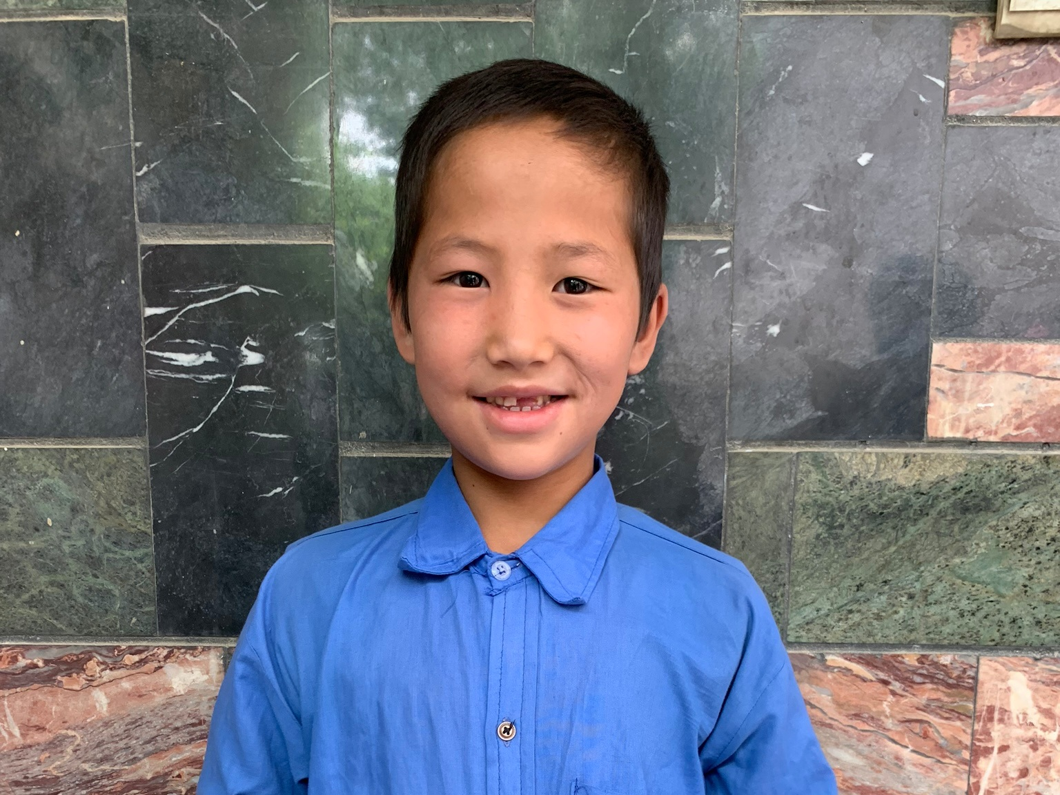 Taqi, Age 10 - Taqi has 3 siblings. His mother and father are both unemployed at this time.BE TAQI'S PARTNER>
