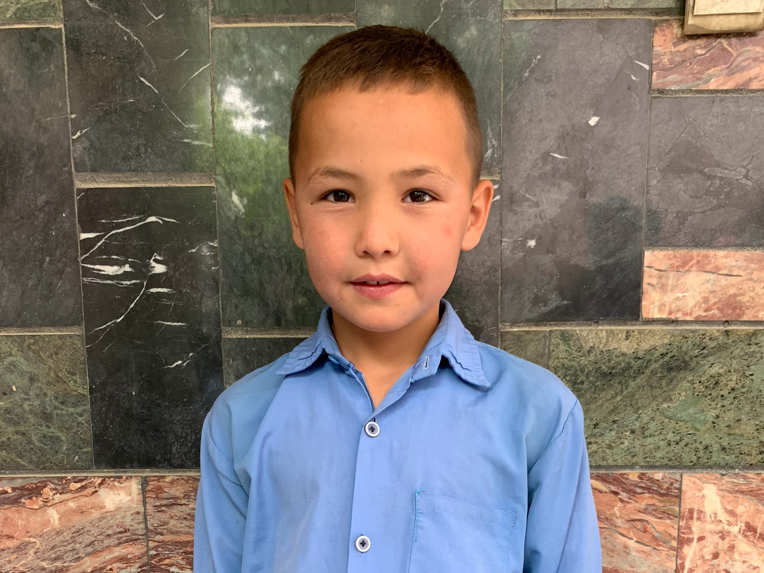 Natidaila, Age 9 - Natidaila has 2 siblings. His mother and father are both unemployed at this time..BE NATIDAILA'S PARTNER>