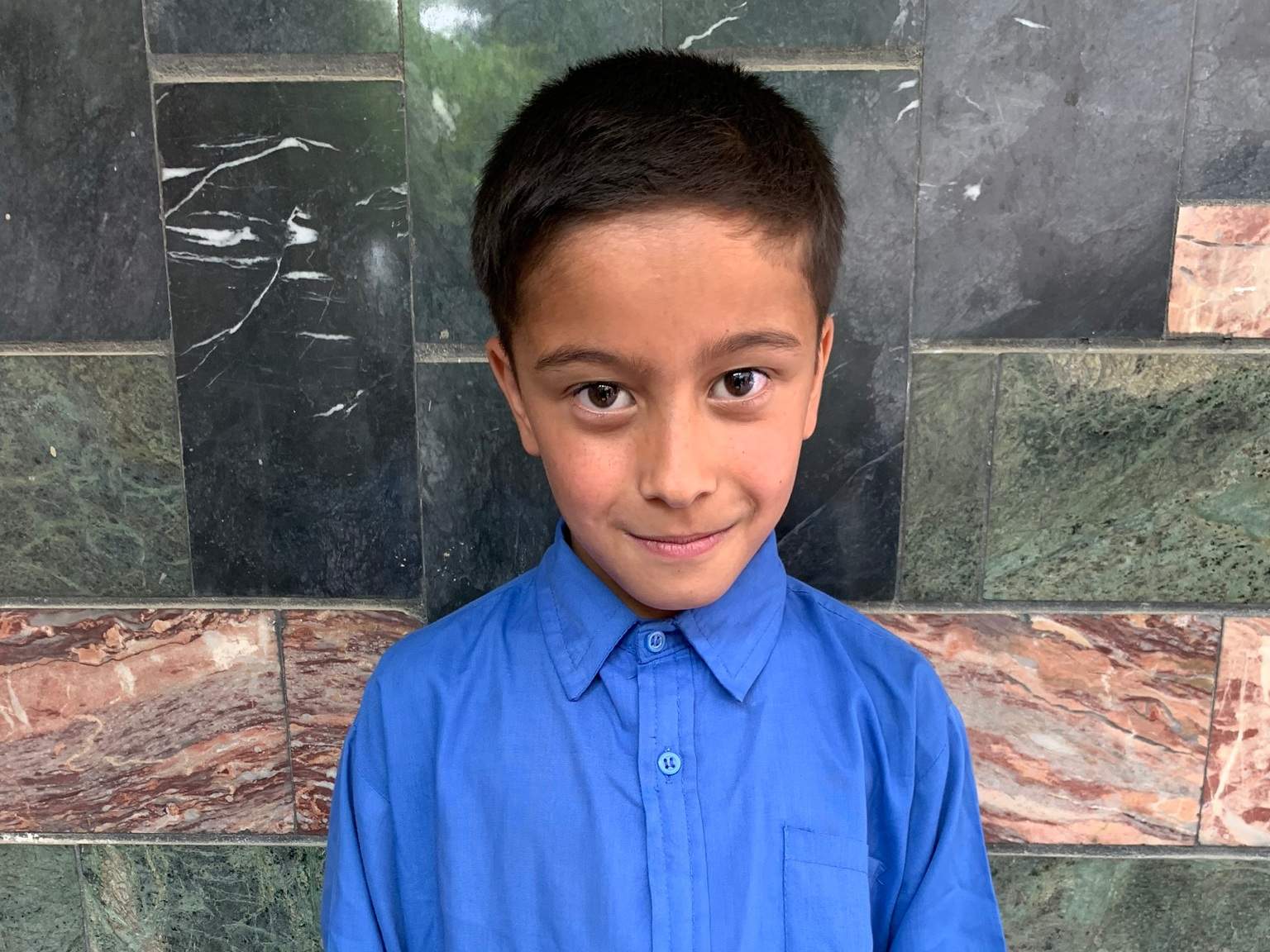 Firoz, Age 8 - Firoz has 6 siblings. His mother does not have work and his father is a shopkeeper.BE FIROZ'S PARTNER>