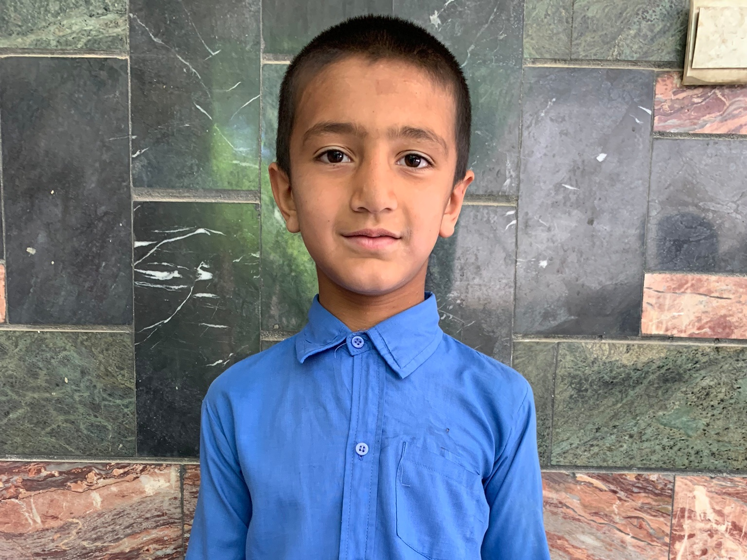 Geidalila, Age 10 - Geidalila has 4 siblings. His mother is unemployed. His father is an office cleaner.BE GEIDALILA'S PARTNER>