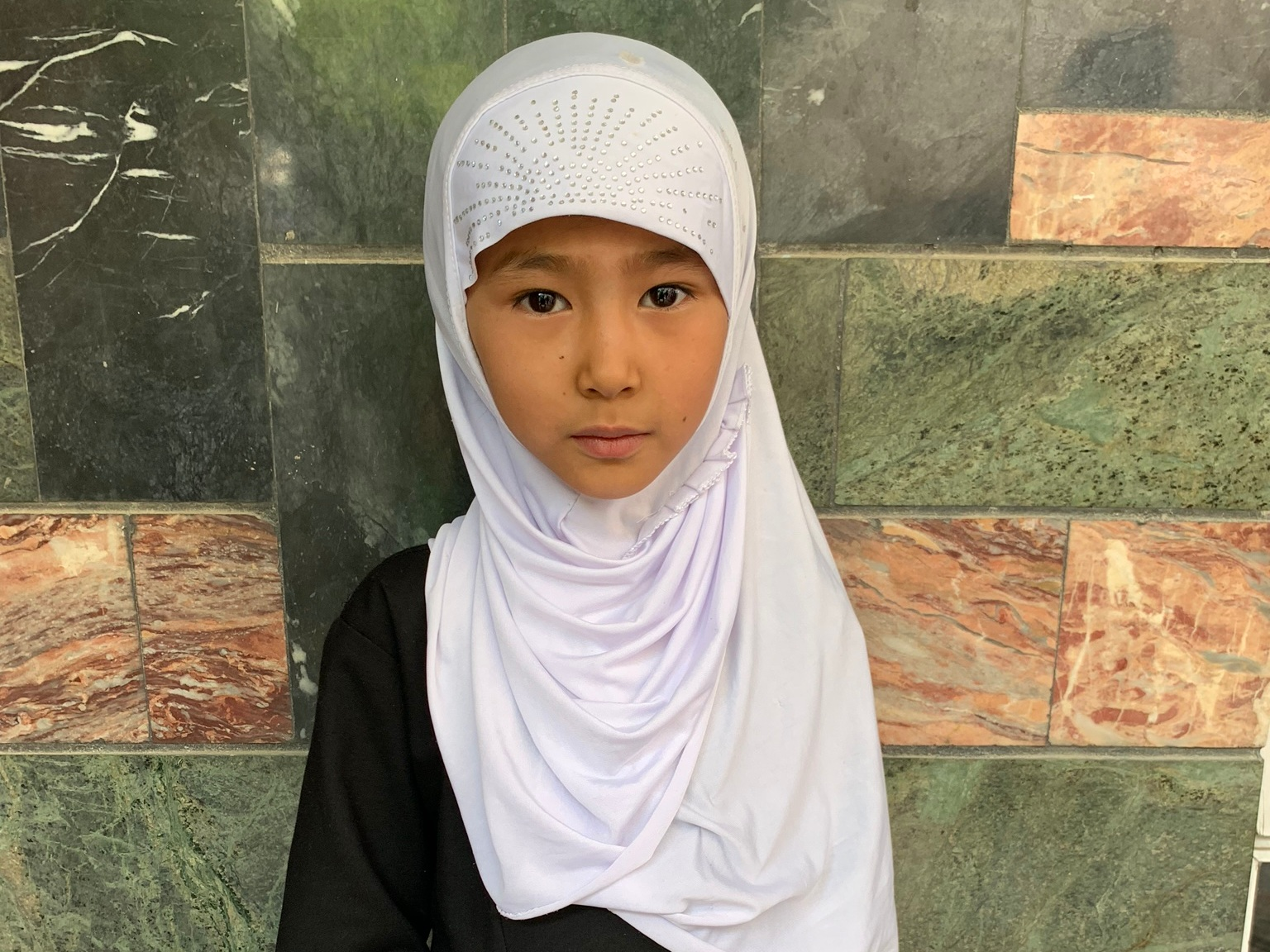 Zohal, Age 8 - Zohal has 3 siblings. Her mother and father are both unemployed.BE ZOHAL'S PARTNER>