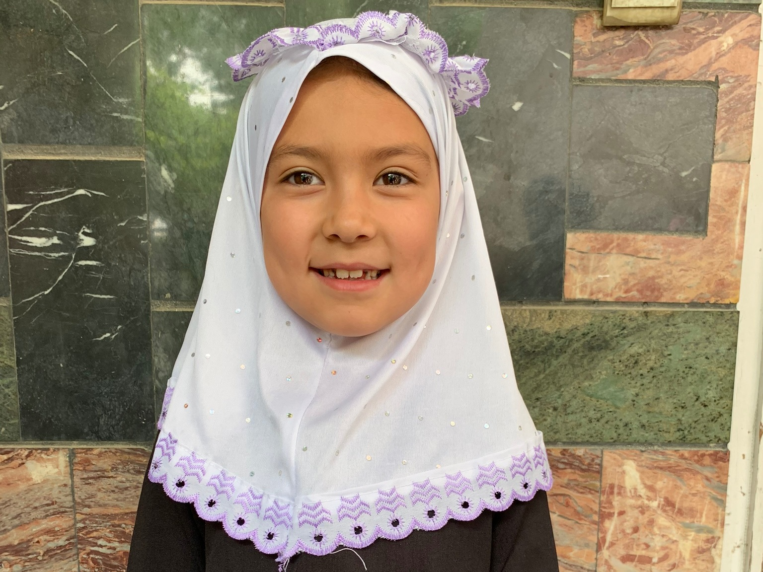 Mohadisa, Age 7 - Mohadisa has 3 siblings. Her mother is unemployed. Her father is a driver.BE MOHADISA'S PARTNER>