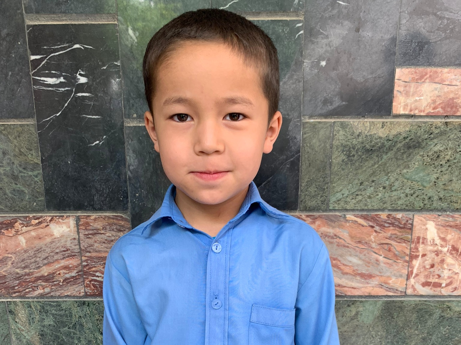 Yahya, Age 8 - Yahya has 4 siblings. His mother is unemployed and his father works at a bakery.BE YAHYA'S PARTNER>