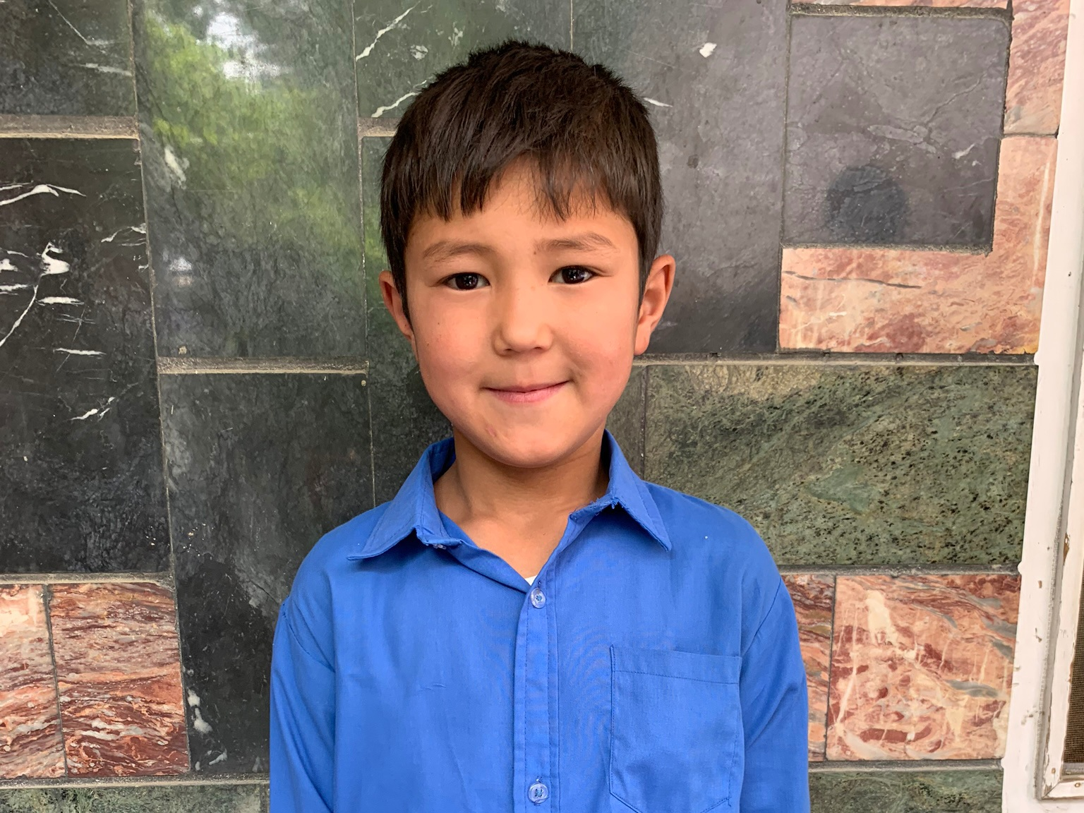 Yosof, Age 8 - Yosof has 5 siblings. His mother does not have work at this time. His father is a driver.BE YOSOF'S PARTNER>