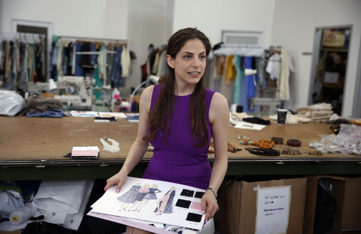 Boobs Branding Business Marketing How Fashion Designer Miriam Baker Carved A Niche For Big Busted Women Marianne Wisenthal