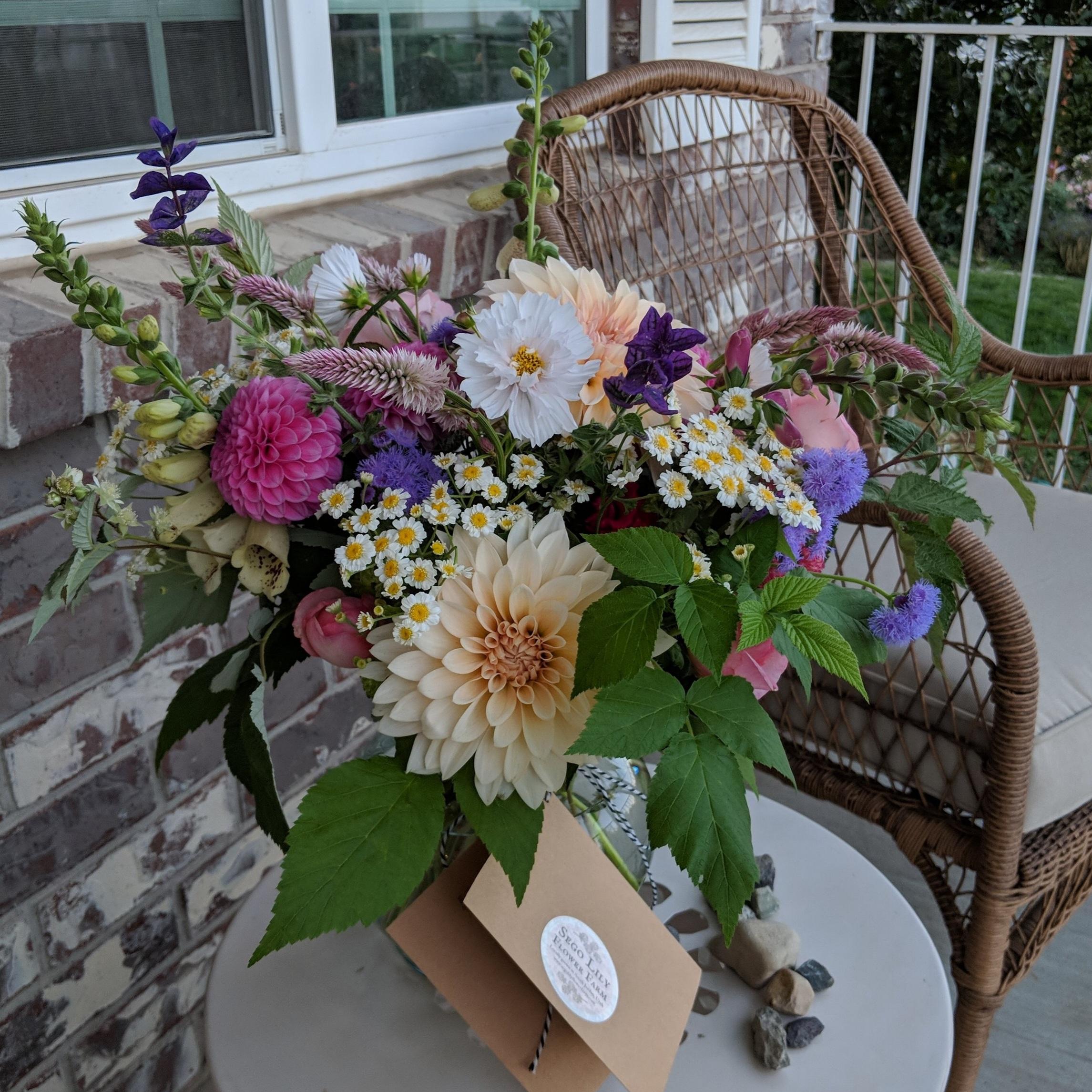 Special occasion arrangement