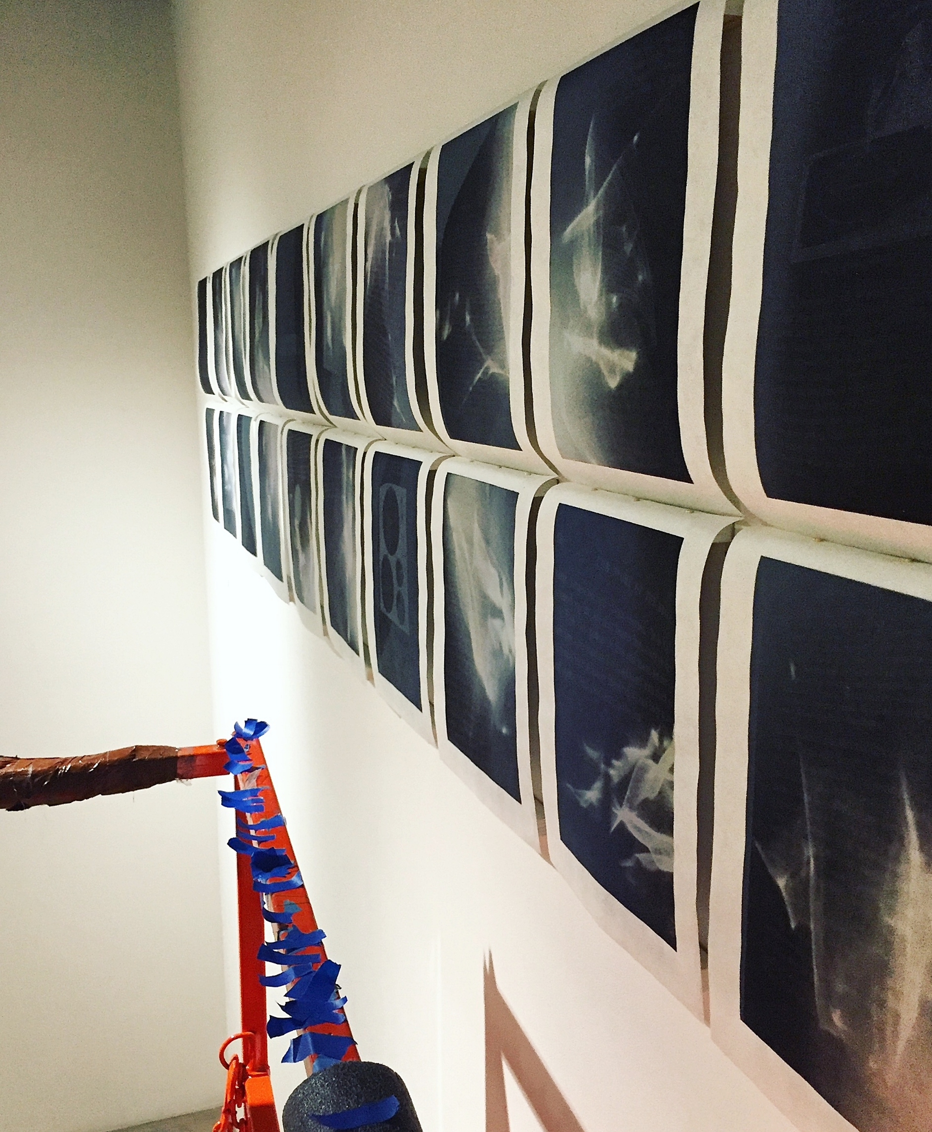 RECENT EXHIBITIONS   OCTOBER 2018   Connect & Collect,  ICA's 38th annual art auction, San Jose, CA  FEBRUARY- JUNE 2018   Printstallations  (Group Show)  San Jose Institute of Contemporary Art, San Jose, CA   REVIEW    SquareCylinder.com     Printstallations @ the San Jose ICA  , David Roth, March 18, 2018   PRESS    SF Arts Monthly     Gallery Highlights: Printstallations   , Christian Frock, March 2018    E-Squared Magazine     Story of the Heavens with Sarah Sanford    (Printstallations), March 9, 2018   OCTOBER 2017   New Works: Sarah Sanford  (Solo Show)  Stripe, Santa Cruz, CA  JANUARY- FEBRUARY 2017   Lightfast  (Solo Show)  Steckline Gallery, Newman University, Witchita, KS   PRESS   https://news.newmanu.edu/sarah-sanford-lightfast/     RECENT AWARD   2017  Rydell Visual Arts Fellowship Nominee      TEACHING APPOINTMENTS   RECENT  2019   Silkscreen,  UCSC Summer Session  Session 2: July 29- August 30     RESIDENCY   2016   Visiting Artist , SCAD Lacoste, France  April-May