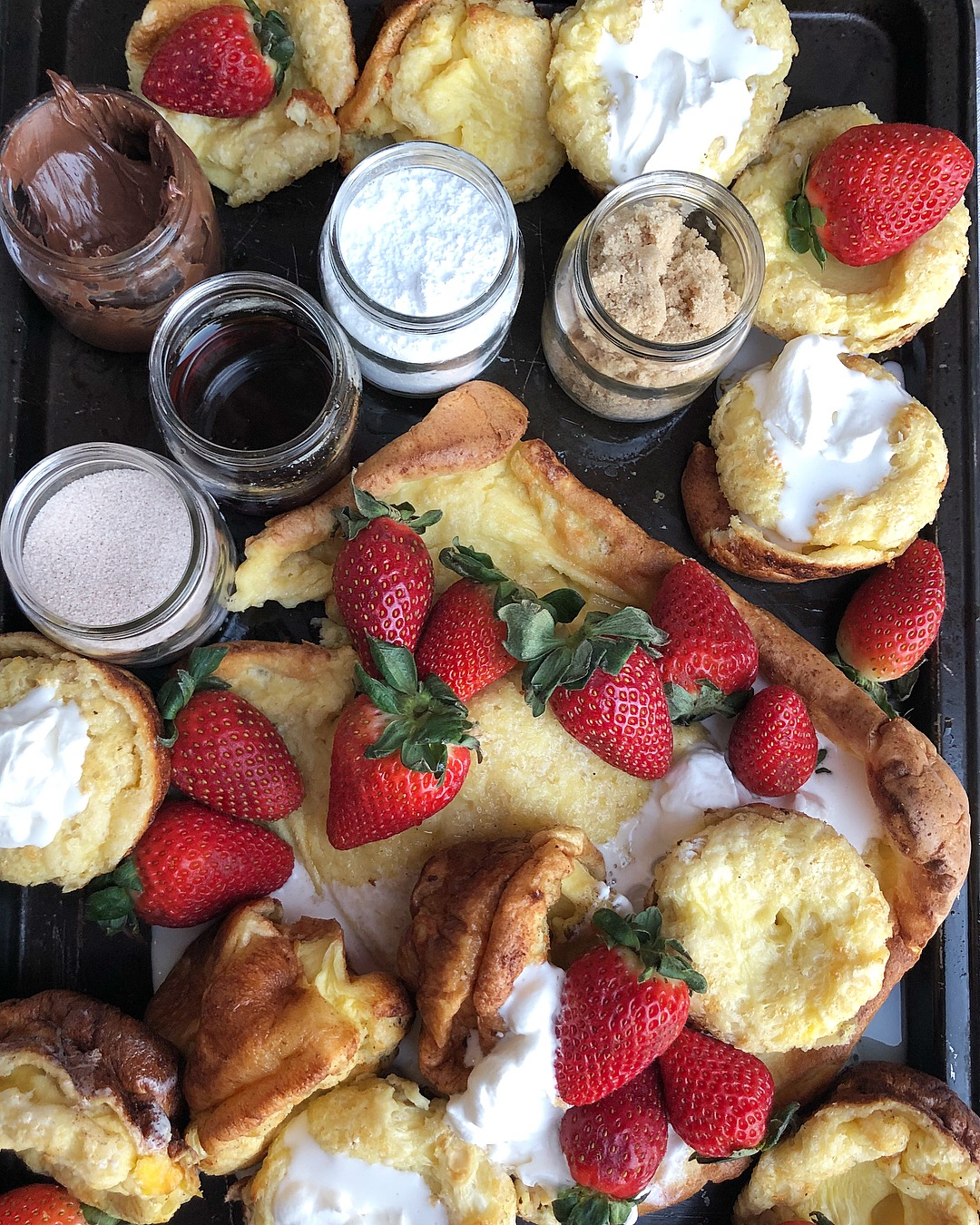 german pancakes strawberries 7.JPG