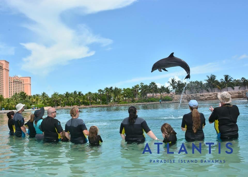 Disney Cruise- Day 3 Part 1: Atlantis Resort, Nassau