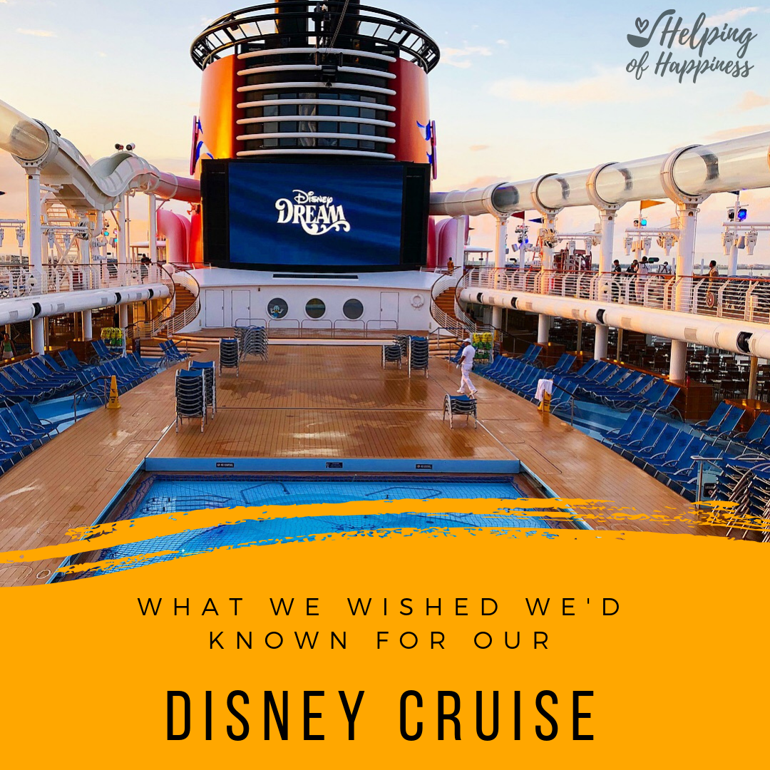 1 what we wish we'd know Disney Cruise.png