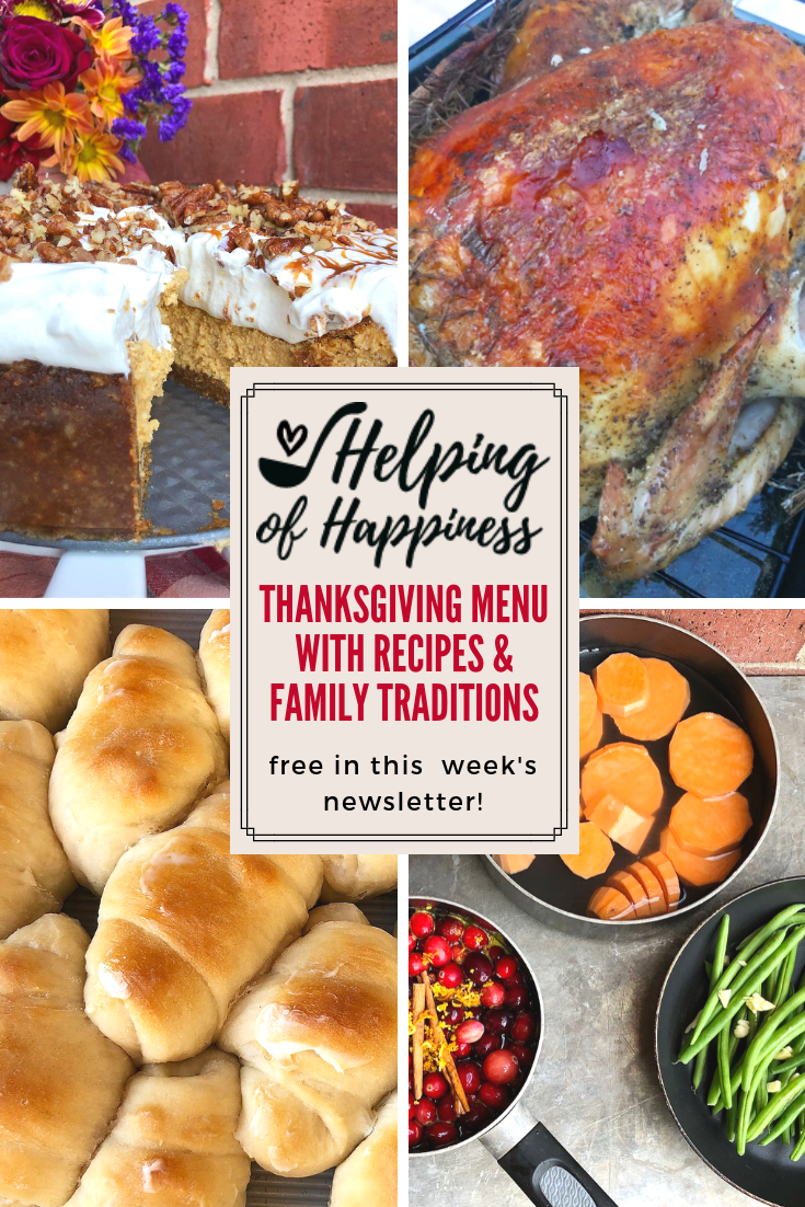 Thanksgiving Menu with recipes & Family Traditions 1.png