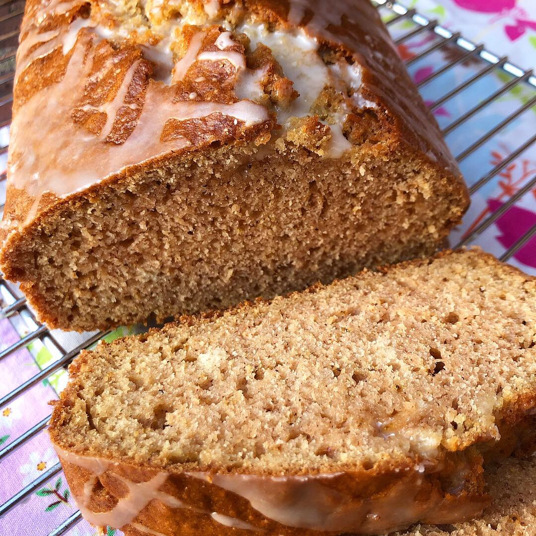 apple spice bread with maple glaze 3.JPG
