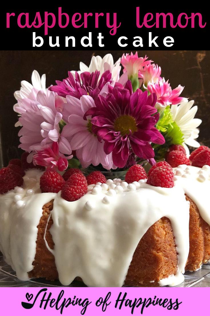 Click  here for Raspberry Lemon Bundt Cake