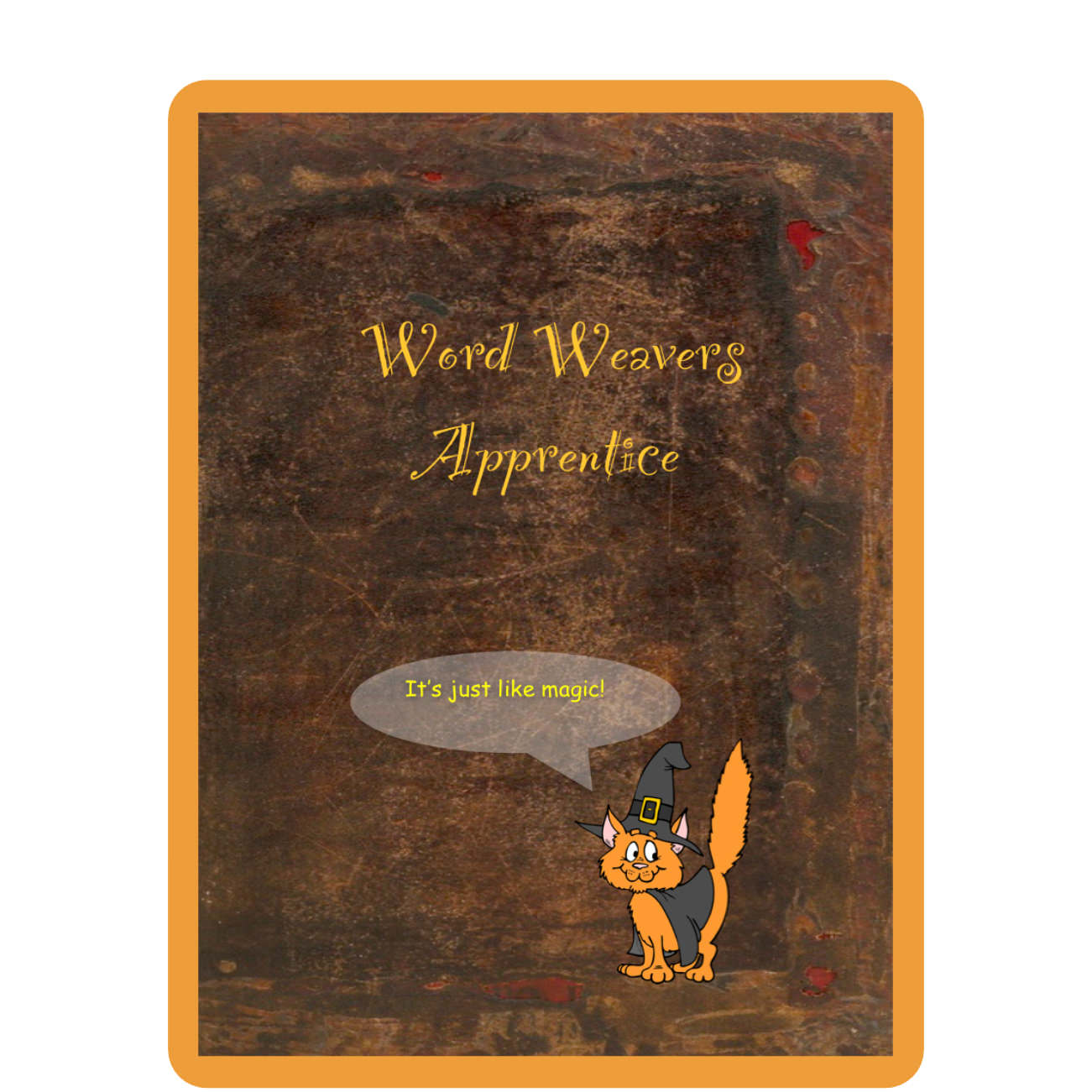 Word Weavers Apprentice - Fees from £115Would you like to begin an exciting and magical journey to discover how to be a Master Word Weaver and use spells to control words? Then this course is for you! You are probably aged around 8 or 9.