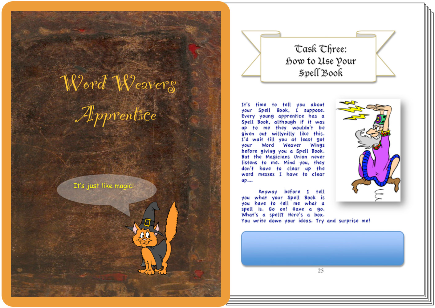- Word Weavers Apprentice